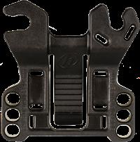 SNAP-IN RAILS BRACKET 50MM