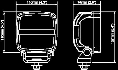 NORDIC KL1401 LED
