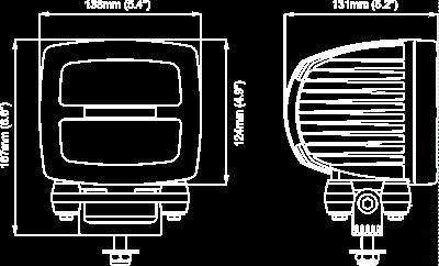 NORDIC CENTAURUS LED N460 XD
