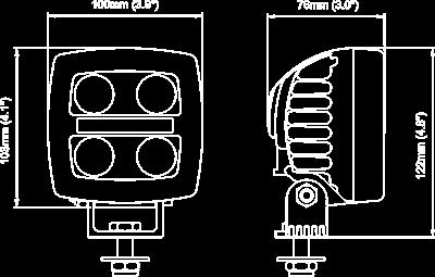 NORDIC SPICA LED N24 R