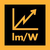 High Lumens / Watt Efficiency