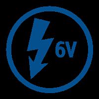 E-BIKE 6V DC