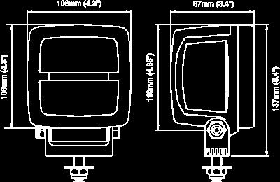 NORDIC SCORPIUS LED N4404