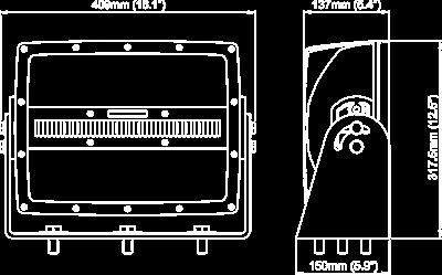 NORDIC GEMINI LED N4702