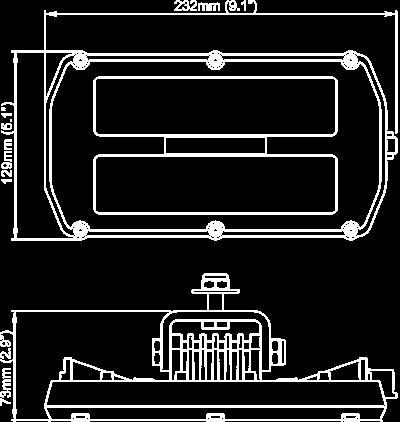 NORDIC TAURUS LED N7201